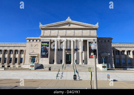 The Field Museum, Chicago, Illinois, USA - Stock Image