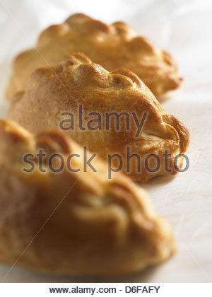 Pasty - Stock Image