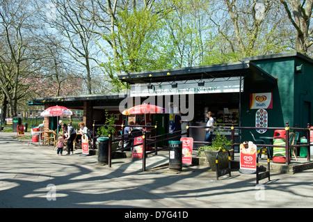 Oasis Cafe Hyde Park
