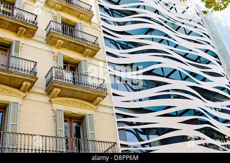 Modern Architecture In Barcelona modern architecture barcelona stock photos & modern architecture