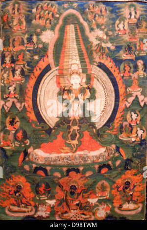 Avalokiteshvara thousand arms dating