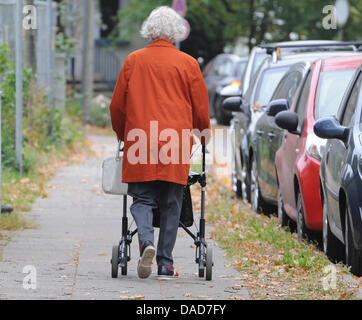 Rollator Walker Stock Photos Rollator Walker Stock