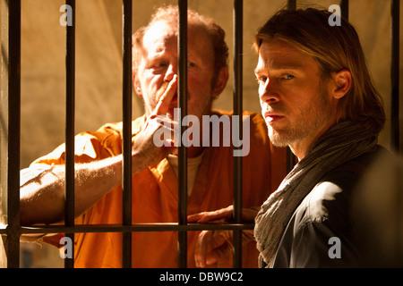 WORLD WAR Z (2013) DAVID MORSE, BRAD PITT MARC FORSTER (DIR) 016 MOVIESTORE COLLECTION LTD - Stock Image