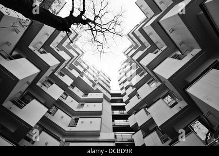 Modern Architectural details. - Stock-Bilder
