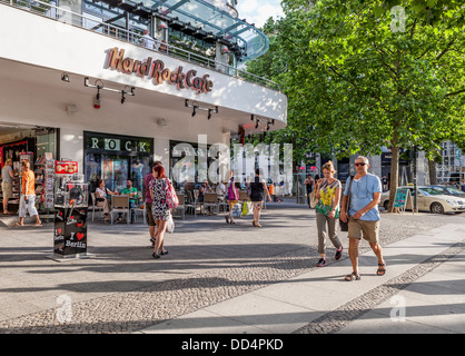Hard Rock Cafe Kurf Ef Bf Bdrstendamm Berlin Germany