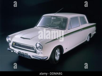 1964 ford lotus cortina mk1 stock image