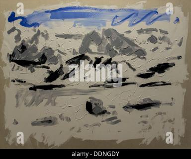 20th century  -  Berg 1/1, 1981 - Christian Lindow Philippe Sauvan-Magnet / Active Museum - Stock Image