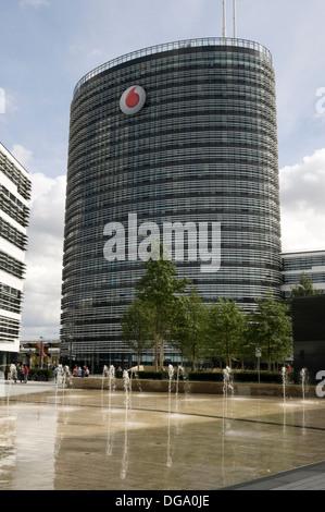 Vodafone tower düsseldorf