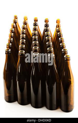 Empty Beer Bottle Side Stock Photos Amp Empty Beer Bottle