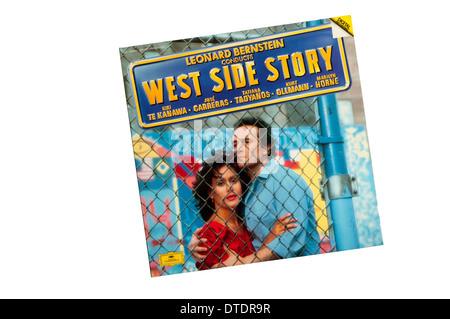 Leonard Bernstein - Kiri Te Kanawa · José Carreras · Tatiana Troyanos · Kurt Ollmann · Marilyn Horne - West Side Story