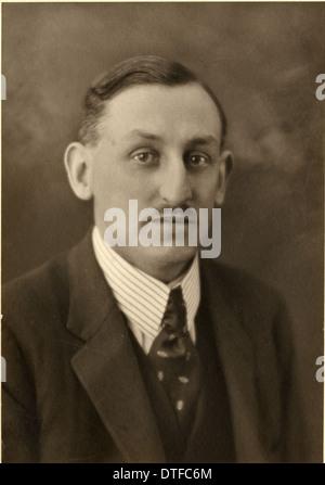 David A. Bannerman (1886-1979) - Stock Image