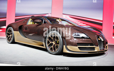 bugatti veyron international stock photos bugatti veyron international stock images alamy. Black Bedroom Furniture Sets. Home Design Ideas