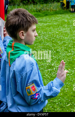 Boy Scout England Stock Photos &- Boy Scout England Stock Images ...