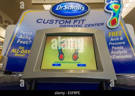 dr scholls machine