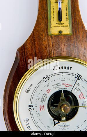 Household barometer - Stock Image