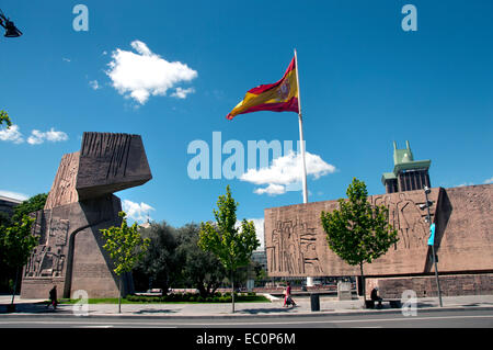 The discovery of spain stock photos the discovery of for Jardines del descubrimiento