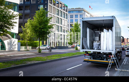berlin transport company bus stock photos berlin. Black Bedroom Furniture Sets. Home Design Ideas