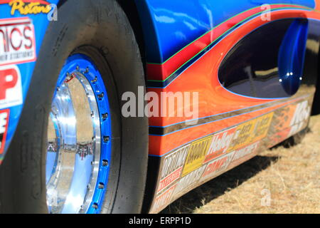 American Racing Car - Stock-Bilder