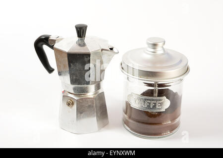 Borlotti Coffee Maker
