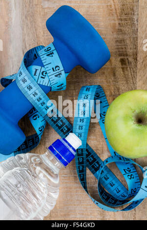 Ingredients for a healthy lifestyle - Stock-Bilder