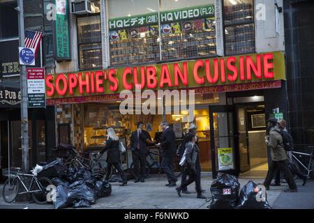 Cuban Restaurant Nyc Th