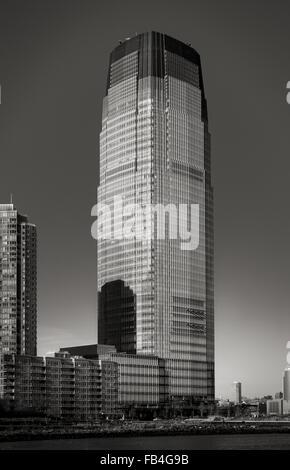 Goldman Sachs Building Inside Modernist Stock Photos...