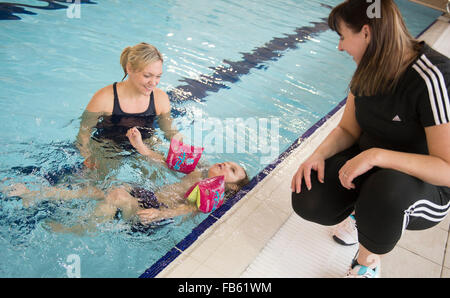 Leisure Centre Swimming Stock Photos Leisure Centre Swimming Stock Images Alamy