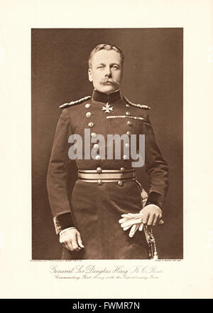biography of general douglas haig Primary sources general douglas haig douglas haig, the eleventh child of john haig, the head of the successful whisky distilling company, was born in edinburgh on.