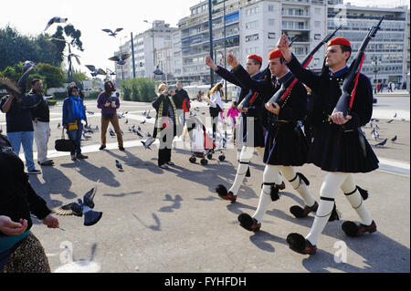 Wachwechsel Stock Photos & Wachwechsel Stock Images - Alamy