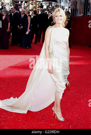 Jennifer Morrison at the 60th Primetime EMMY Awards held at the Nokia Theater in Los Angeles, California, United - Stock-Bilder