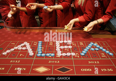 Glasgow casino poker