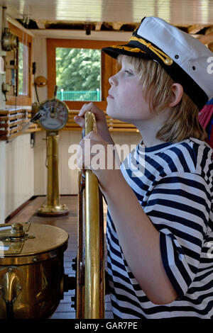 Little Roy Columbus Ship