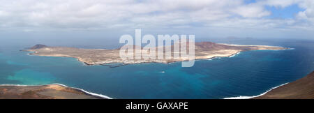 La Graciosa Island Canary Islands - Stock-Bilder