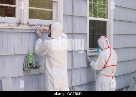 Lead Paint House Stock Photos Lead Paint House Stock Images Alamy