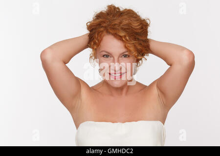 Woman Skin Care