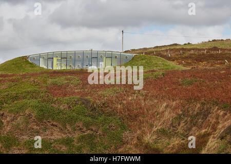 Druidstone stock photos druidstone stock images alamy for Malator underground eco house