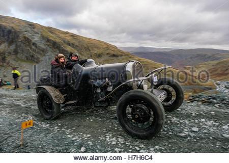 Honister Slate Mine Car Park
