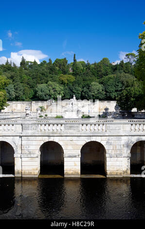 France appointed stock photos france appointed stock images alamy - Jardin de la fontaine nimes limoges ...