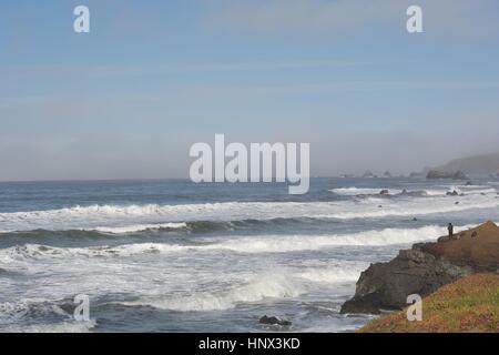 Dillon beach stock photos dillon beach stock images alamy for Surf fishing northern california