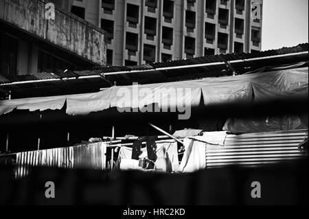 Mabini Street, Ermita, Manila, Philippines - Stock-Bilder