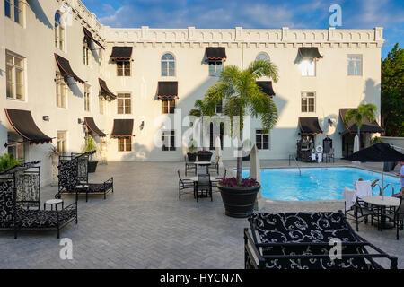 Santa Monica Hotel St Augustine Fl