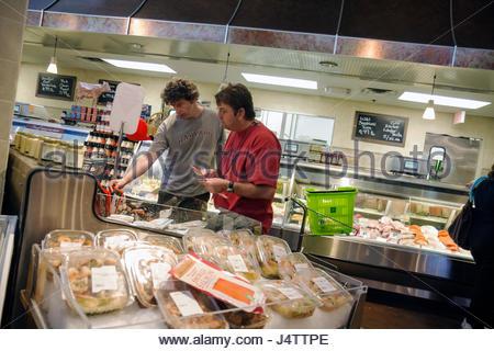 Fresh seafood display store stock photos fresh seafood for Fresh fish market miami