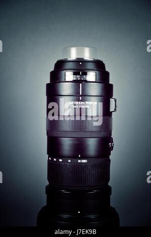 Sigma Lenses - Stock-Bilder