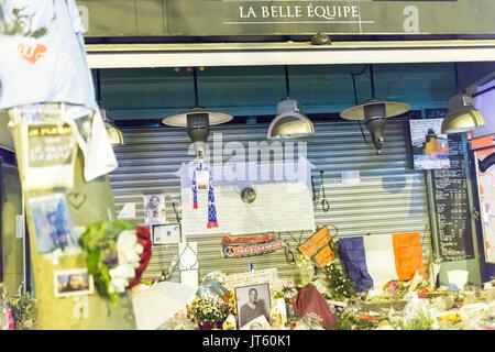 Cafe Restaurant La Belle  Ef Bf Bdquipe Paris