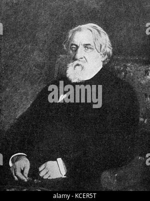turgenevs story Ivan turgenev (1818-1883) was a russian novelist, short story writer, and playwright whose novel fathers and sons is regarded as one of the major works of nineteenth-century fiction sean runnette, a multiple audiofile earphones award winner, has also produced several audie award-winning audiobooks.