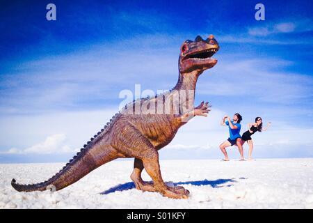 Dinosaur - Stock Image