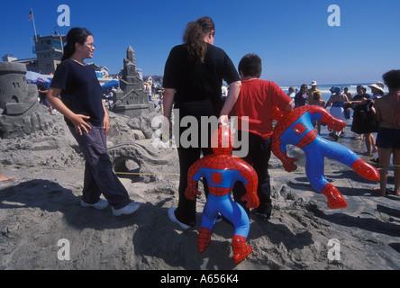 Imperial Beach Sandcastle Contest