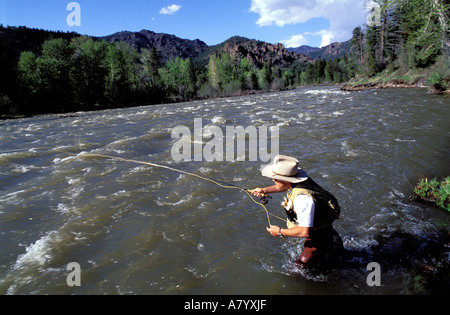 Cody stock photos cody stock images alamy for Cody wyoming fly fishing