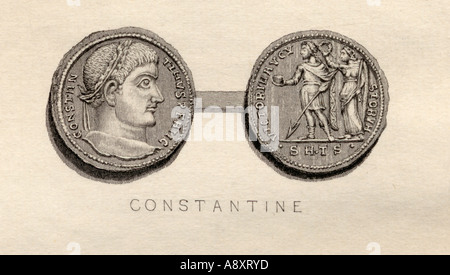 a biography of the life and times of flavius valerus constantinus Flavius belisarius was a byzantine general who lived during the 6th century ad he is often regarded as one of the greatest generals of the byzantine empire.