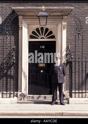 Constable stock photos constable stock images alamy for 10 downing street front door paint